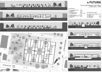 Lugano / Nuova scuola dell'infanzia